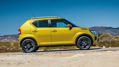 Suzuki Ignis 4X4 Hybrid pääkuva