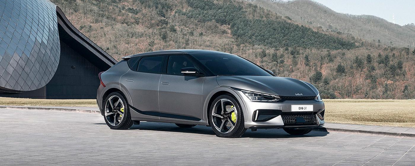 Kia-malliston uutuus, uusi Kia EV6 nyt ennakkotilattavissa.