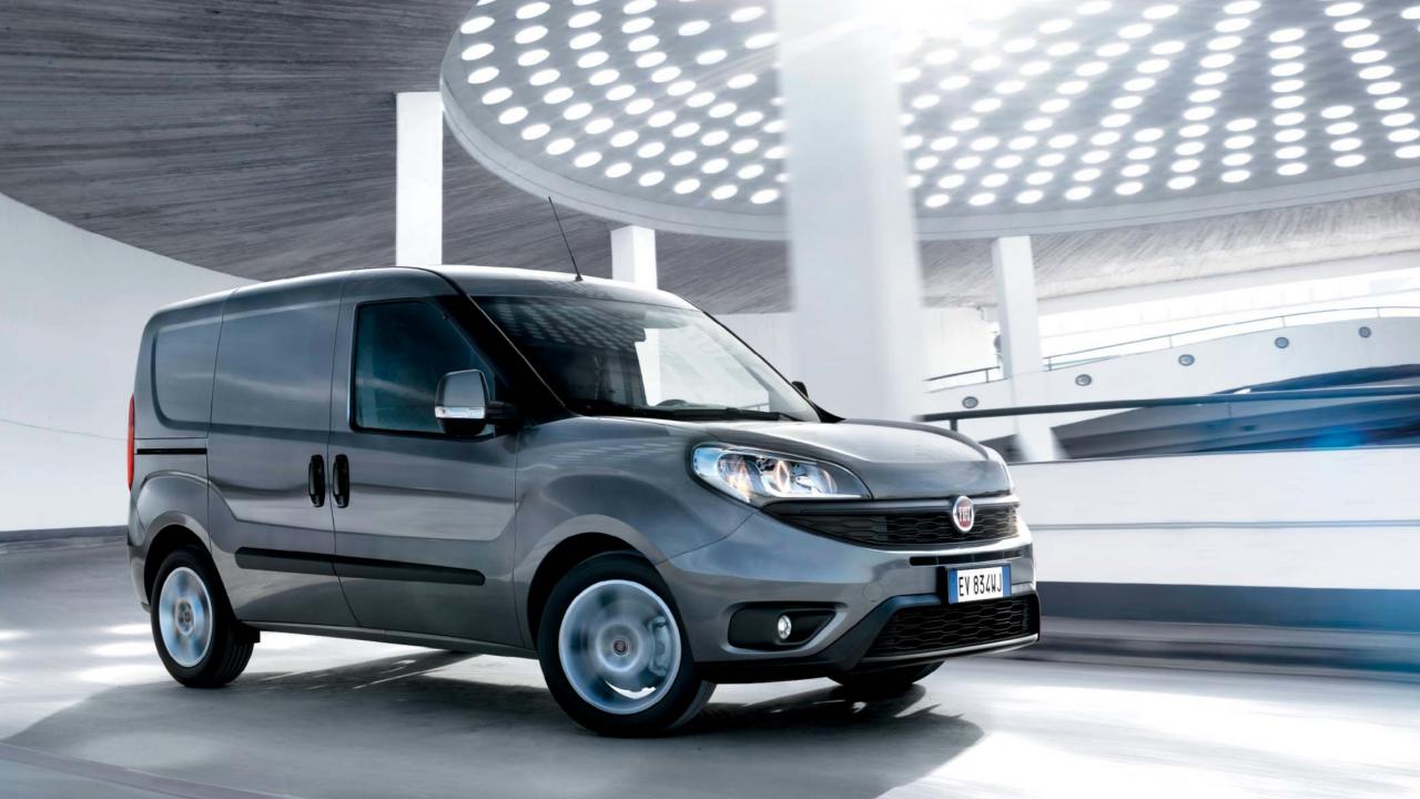 Fiat Doblò - MB-Mobile