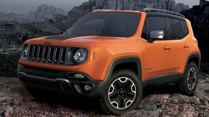 Jeep Renegade pääkuva