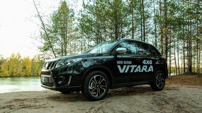 Suzuki Vitara pääkuva